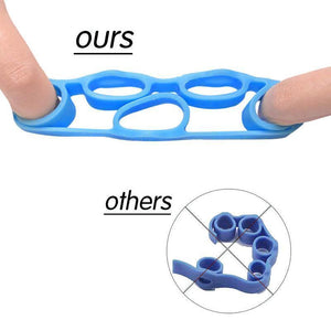 Rompsun™ Silicon Finger Bands, ALPHA GRIPS