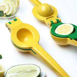 Rompsun™  Manual Juicer Lemon Lime Squeezer,Metal Juicer Citrus Squeezer Press