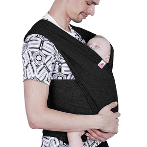 Rompsun™ Baby Wrap-Baby Carrier Adjustable Breastfeeding Cover Cotton Baby Carrier for Infants