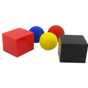 Rompsun™ Magic Box Sponge Ball Trick