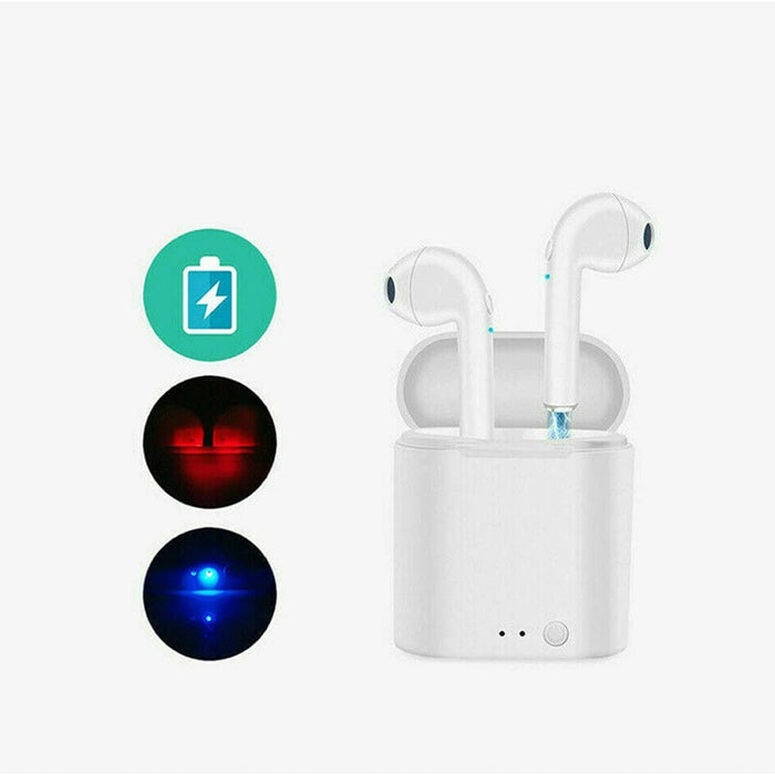 Rompsun™The latest stylish wireless headphones Android earbuds portable Bluetooth headset
