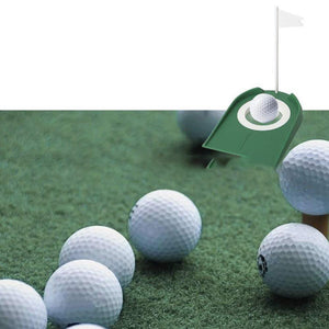Rompsun™Indoor Golf Putting Cup With Flag