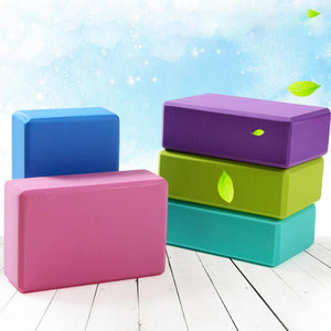 Rompsun™ High Density Yoga Block Lightweight Foam Brick For Deepen PosesPilates