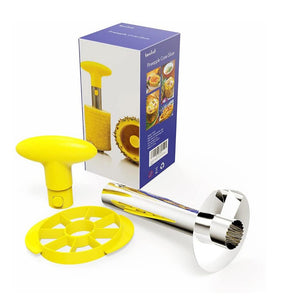 Rompsun™ Stainless Steel Pineapple Corer Slicer