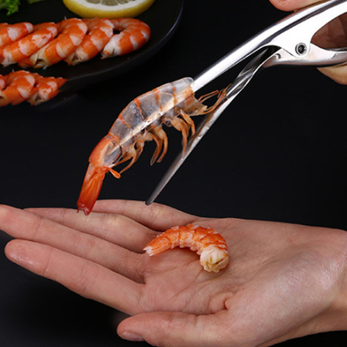 Rompsun™ Stainless Steel Peeling Shrimp Artifact Practical Peeling Shrimp Pliers