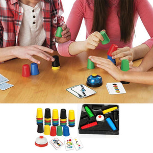 Rompsun™ Speed Stacking Cup Game for Kids