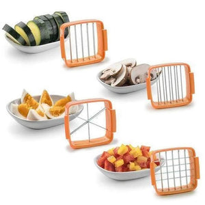 Rompsun™ 5 in 1 Fruit and Vegetable Dicer Chopper
