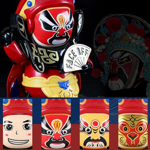 Rompsun™ Electric Traditional Chinese Opera Face Changing Doll