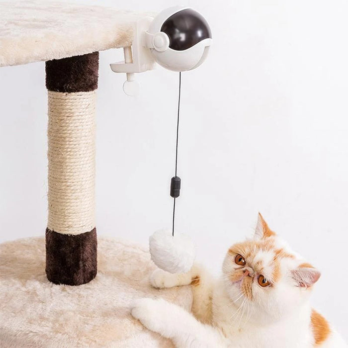 Rompsun™ Self Playing Cat Toy
