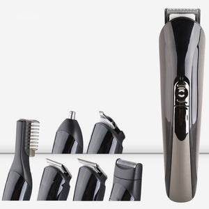 Rompsun™ 11 in 1 Multifunction Hair Clipper Professional Hair Trimmer electric Beard Trimmer Hair Cutting Machine Trimmer Cutter