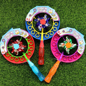 Rompsun™2-in-1 Magic Bubble Stick Windmill