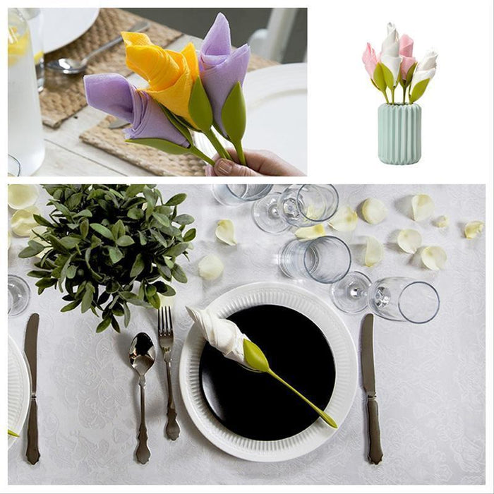 Rompsun™ Bloom Napkin Holders For Tables