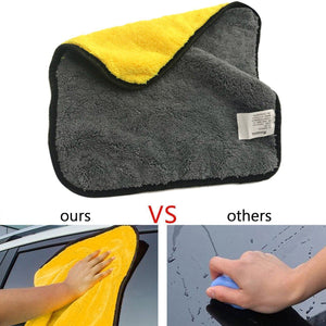 Rompsun™ Professional Polishing Waxing Drying Cleaning Towel