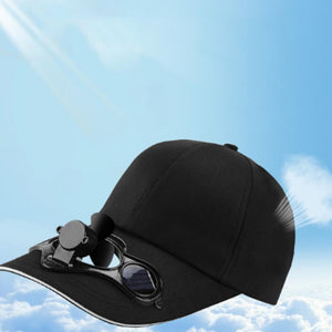 Rompsun™ Solar Power Cooling Hat