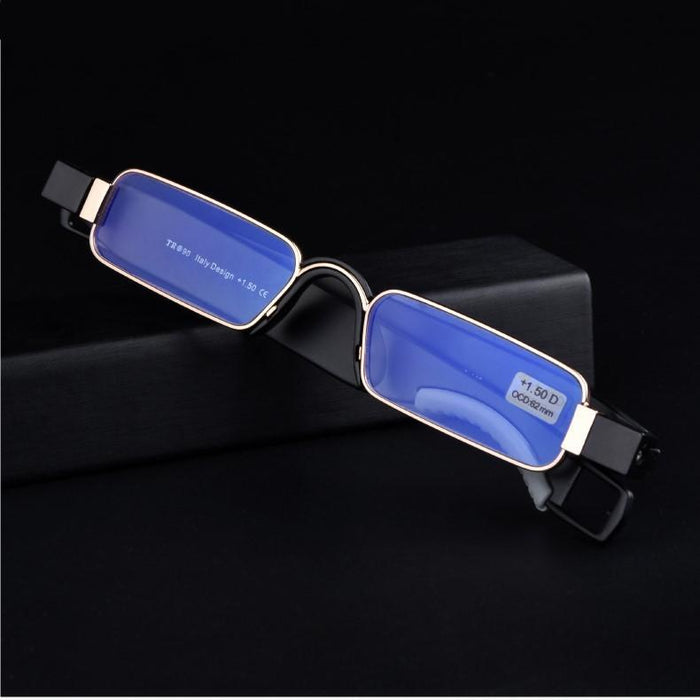 Rompsun™ Pen Type Portable Folding Reading Glasses