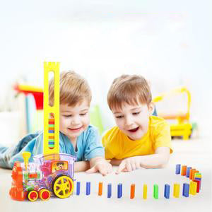 Rompsun™ Domino Train Toy Set