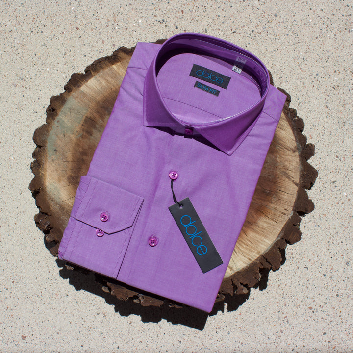Dolce Solid Sport Shirt