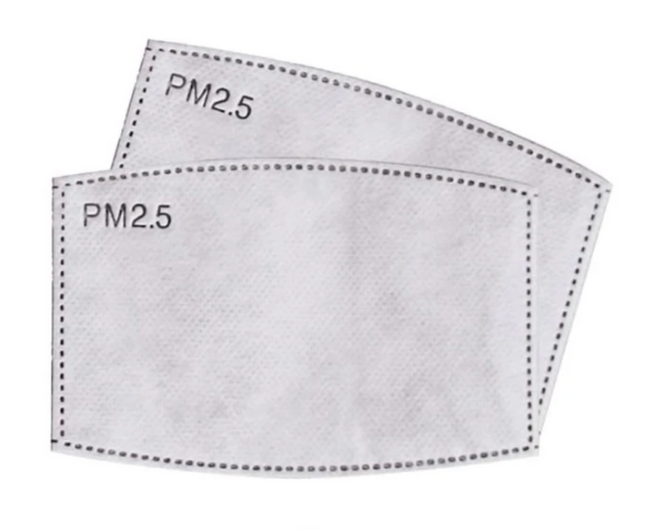 10-Pack Mask Filters