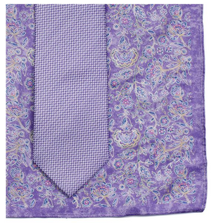 Tie & Pocket Square Set