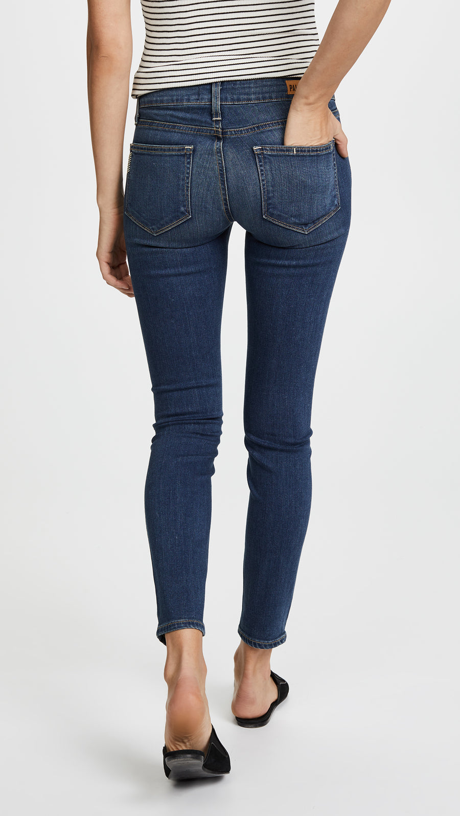 PAIGE Verdugo Denim - Ankle