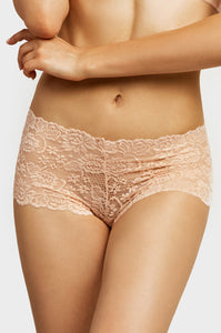 6 PAIRS | Sofra Women's Hipster Panty (LP7984LH2)