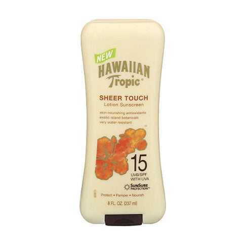 Sunblock, SPF 15, Lotion, Hawaiian Tropic