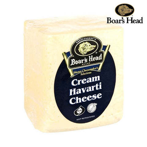 Cheese, Havarti Creamy, Boar's Head