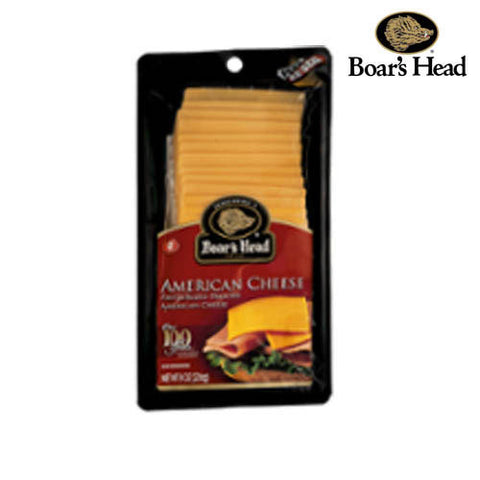 Cheese Slices, American, Boar's Head