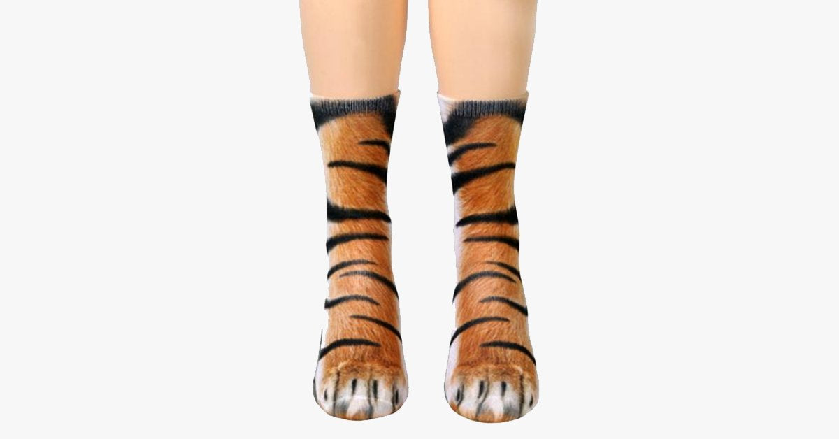 Animal Paw Socks - FREE SHIP DEALS