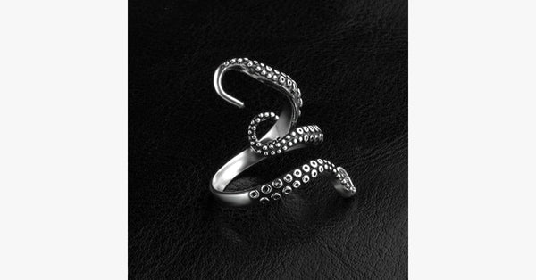 Octopus Wrap Ring - FREE SHIP DEALS
