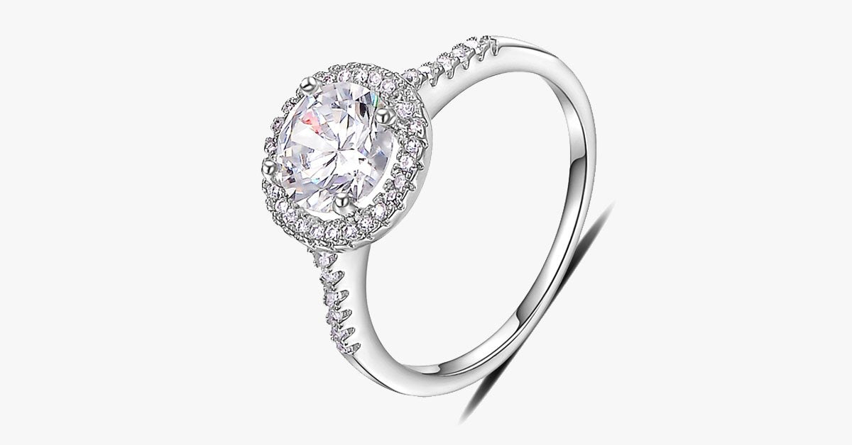 Promise Ring – Stunning Look and Exclusive Design – Best Accessory for the Couples!