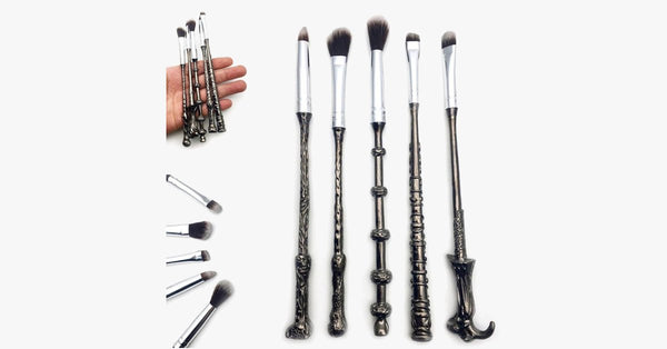 Original Magic Potter Wand Brush Set - FREE SHIP DEALS