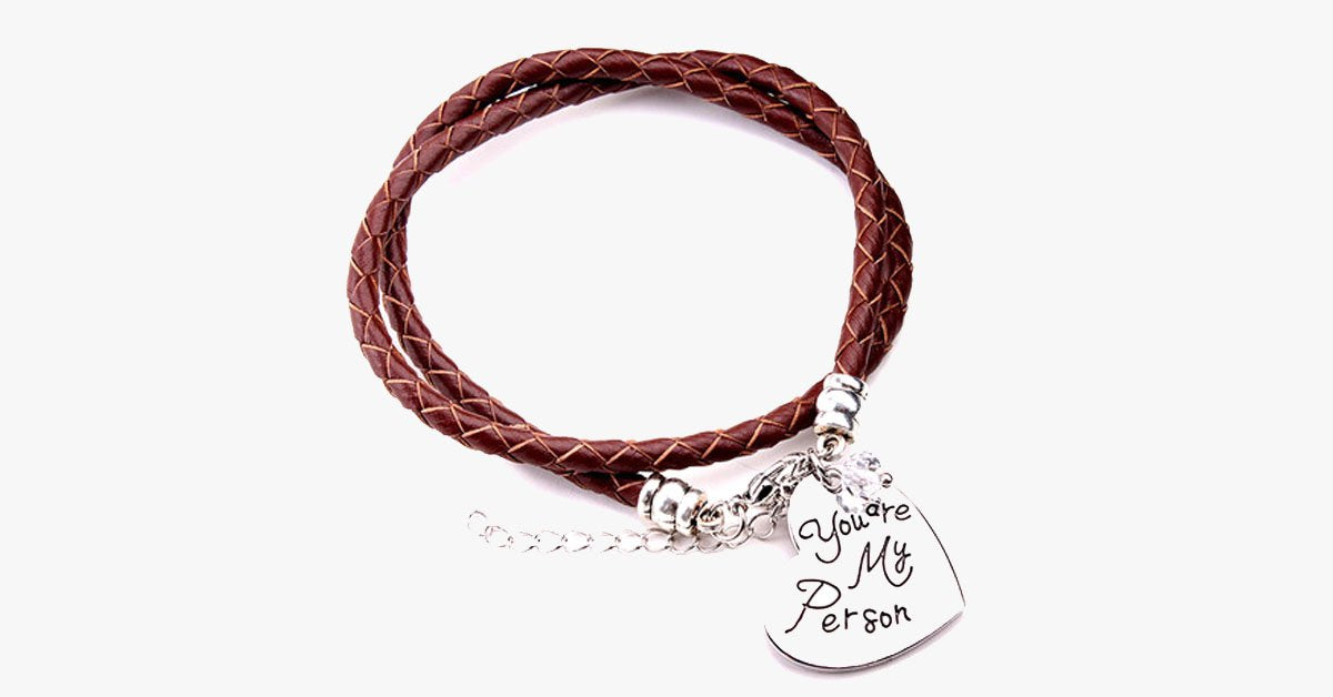 You're My Person - Brown HSB - FREE SHIP DEALS