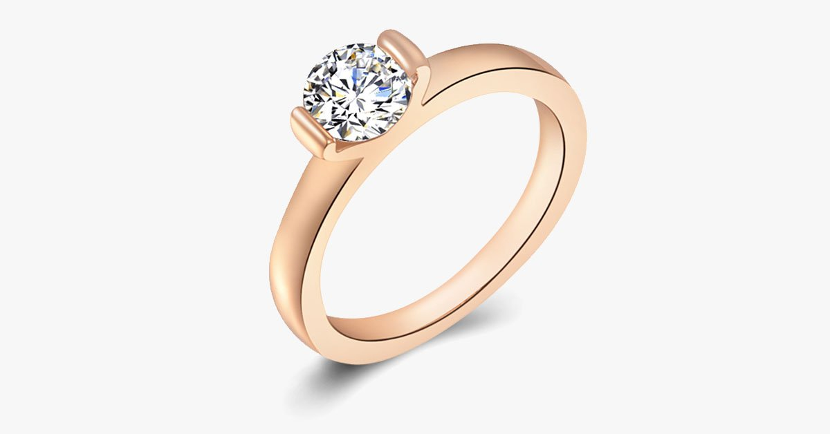 Simple Love Promise Ring - FREE SHIP DEALS