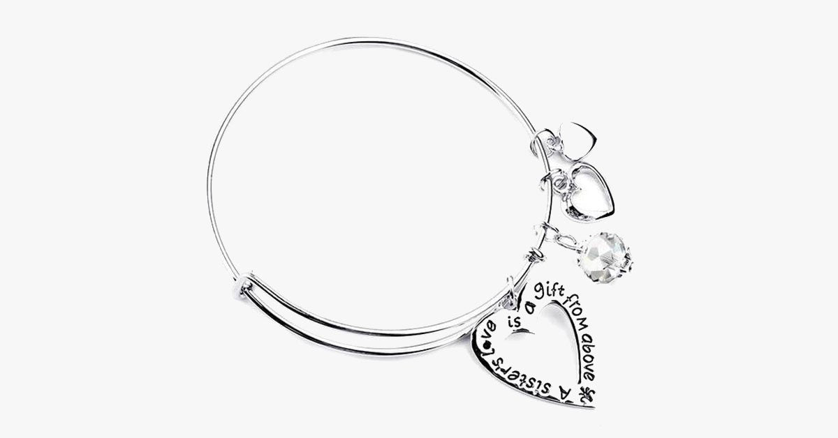 Sisters Love is a Gift - FREE SHIP DEALS