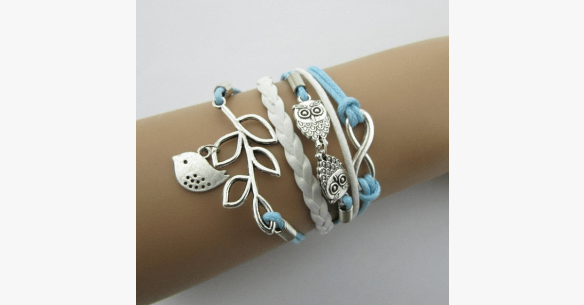 Birds Bracelet – Exquisite Design – Perfect for Wearing on Every Occasion