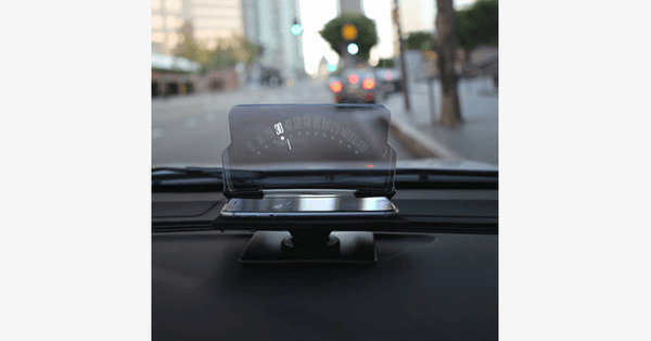 Universal Phone Holder With Hands Free Display For GPS - FREE SHIP DEALS