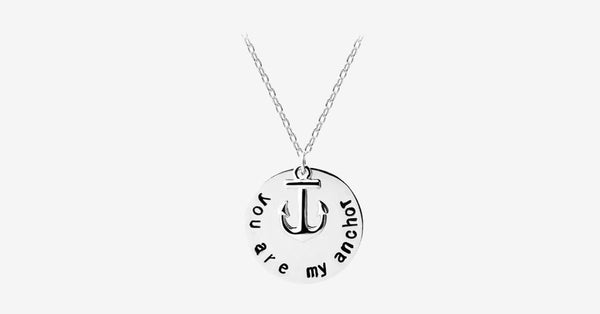 You are my anchor - FREE SHIP DEALS