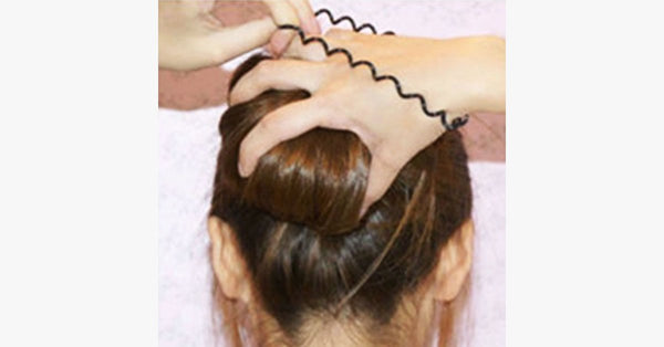 Telephone Wire Hair Bands