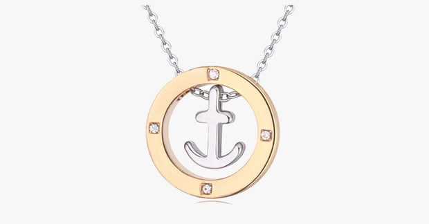 Anchor Pendant - FREE SHIP DEALS