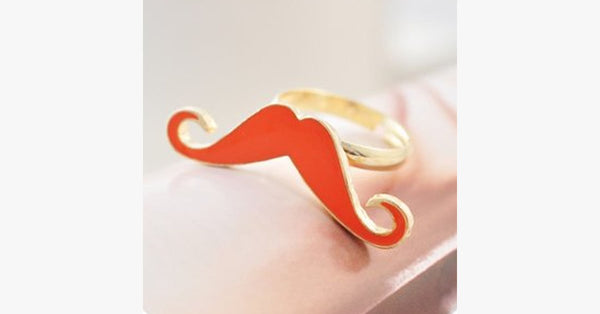 Mustache Ring - FREE SHIP DEALS