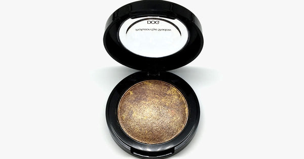 Baked Shimmer Eyeshadow - Available in Different Metallic Colors - Gives You the Shimmer Look!
