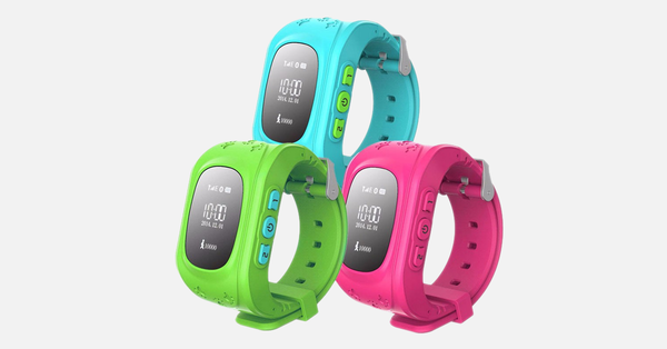 GPS Kid Tracker Smart Wrist Watch - FREE SHIP DEALS