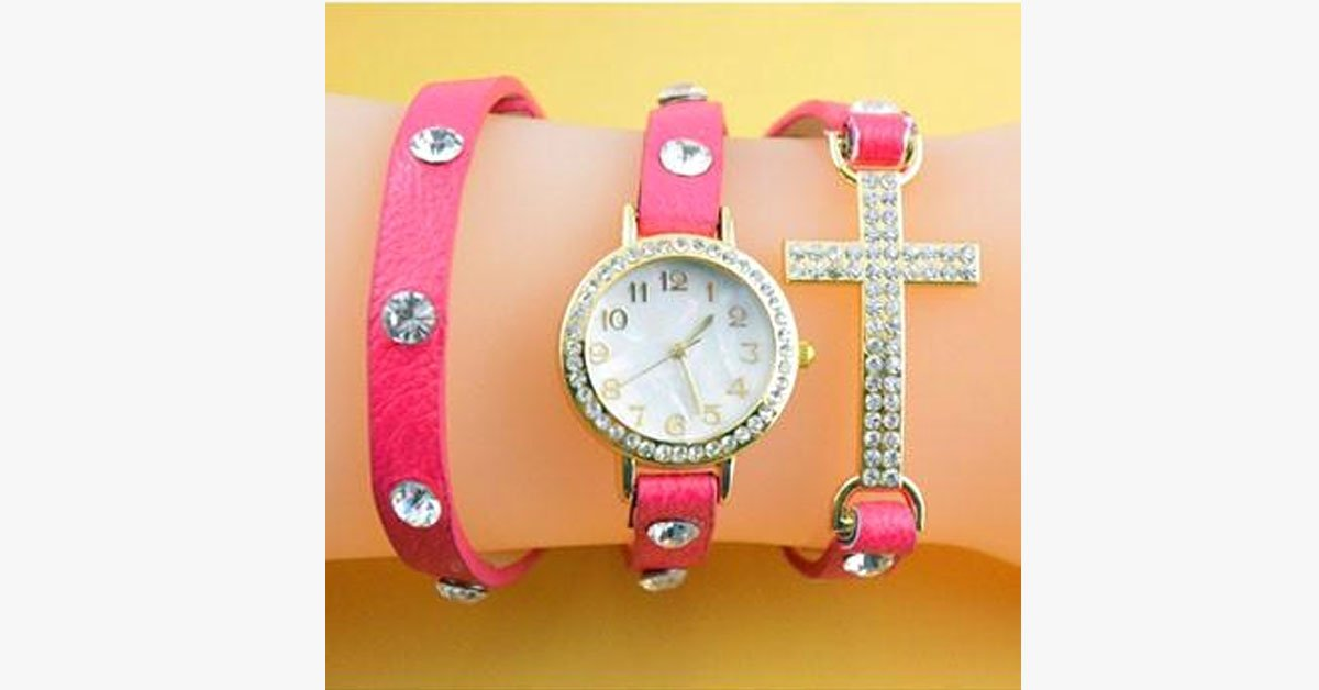 Holy Cross Watch - FREE SHIP DEALS