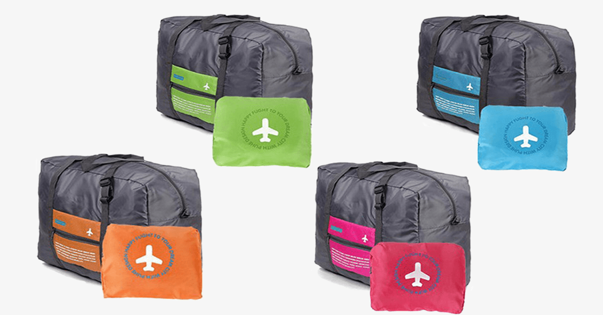 Foldable Duffel Bag - FREE SHIP DEALS