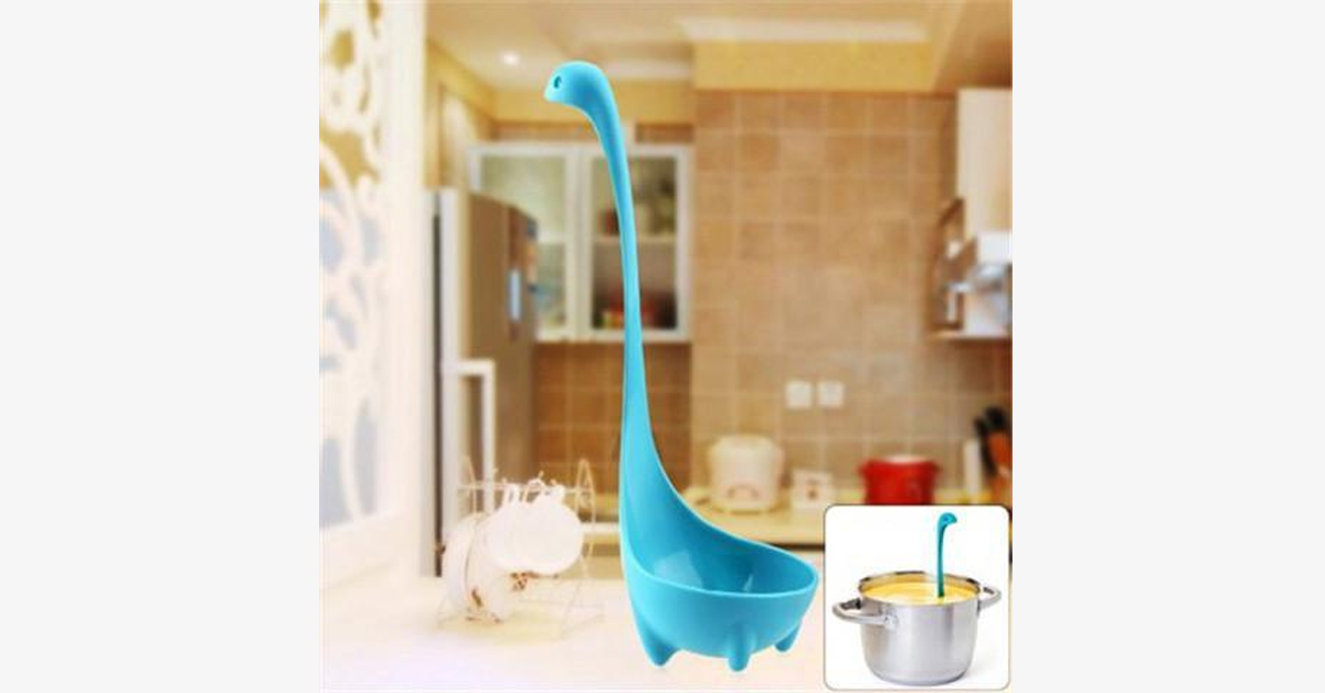 Loch Ness Monster Design Ladle - FREE SHIP DEALS