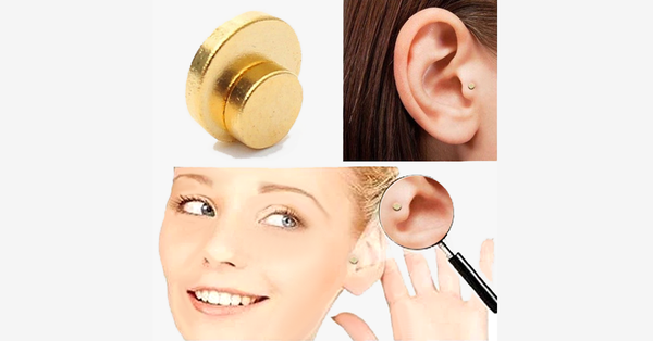 Slimming Bio-Magnetic Ear Patch - FREE SHIP DEALS