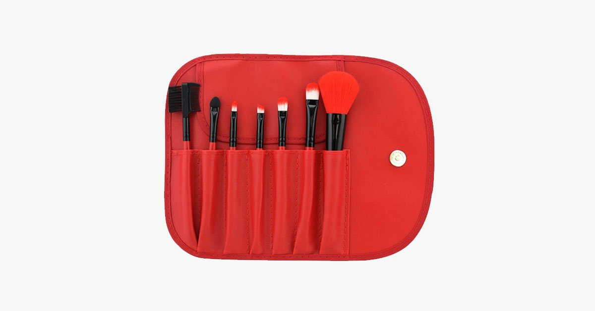 7 Piece Classic Brush Set - FREE SHIP DEALS