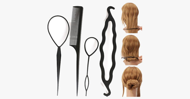 A Pack of Hair Accessories - FREE SHIP DEALS