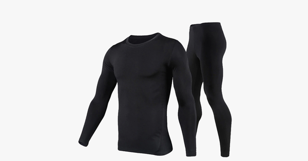 Men's Fleece Lined Thermal Set